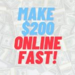 how to make quick money